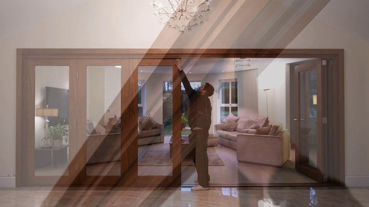 Internal Bi-fold Door