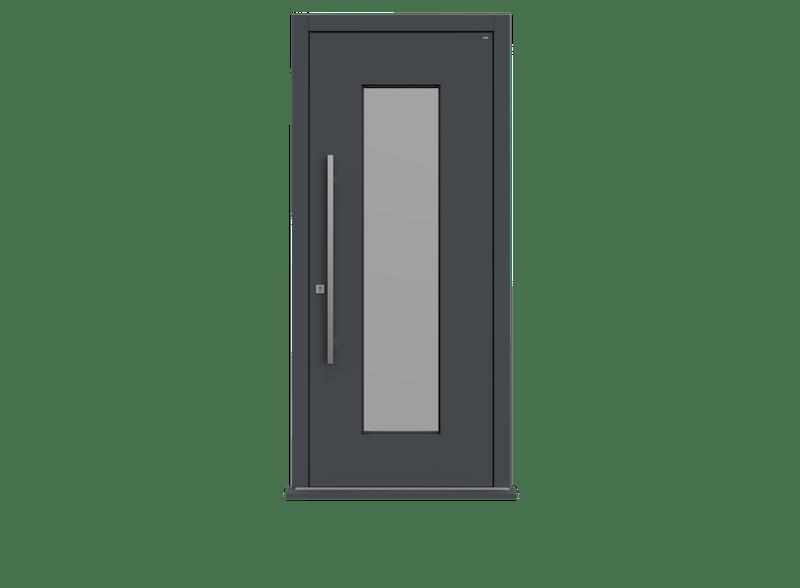 Single leaf front door - Vista by Deuren