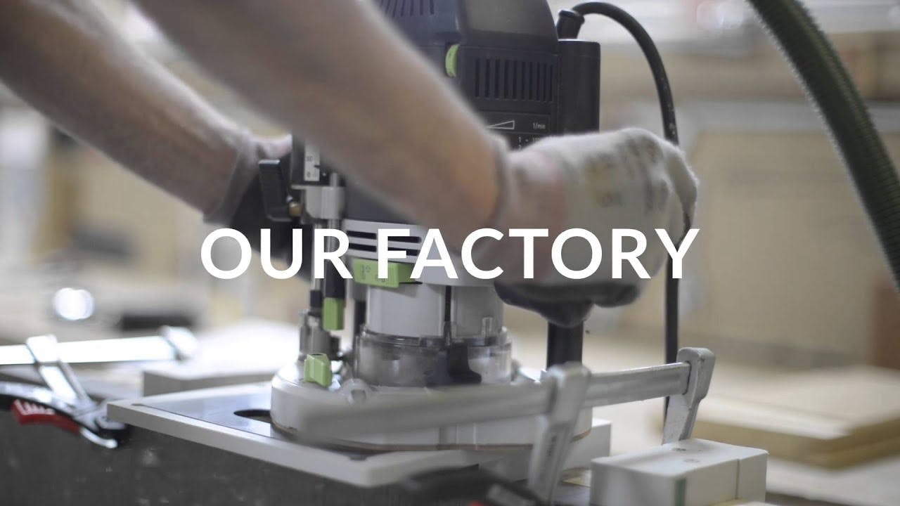 VISIT THE FACTORY