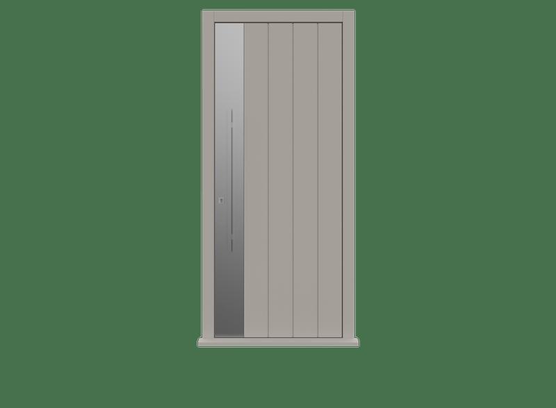 Single leaf front door - Pichola VS by Deuren
