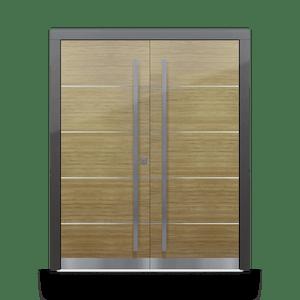 Front Door Config Double