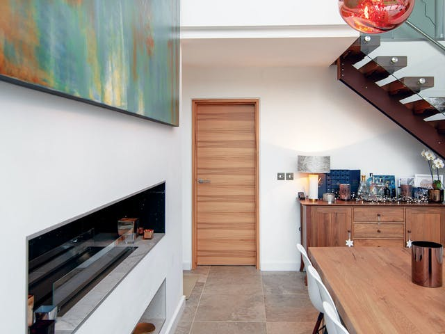 Persevering with contemporary design