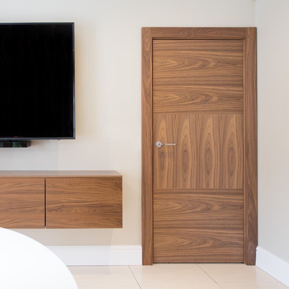 Replacement doors to complement existing furnishings