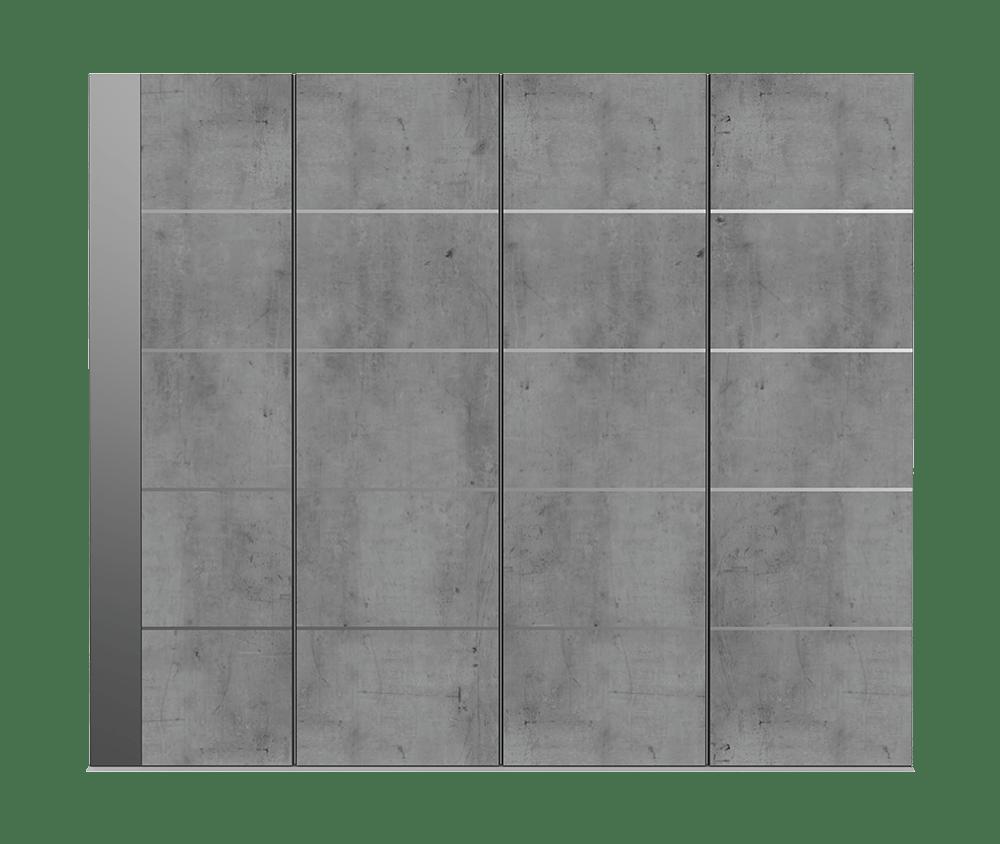 Skyline Garage Door - Olivo SSI by Deuren