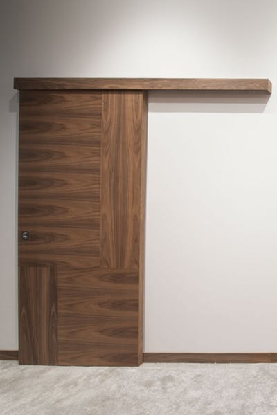 Bespoke Internal Door Rosewood Vario 4 Sliding