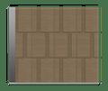 Natural Oak Garage Door - Tegal S by Deuren
