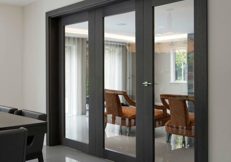 The benefits of bi-fold internal doors