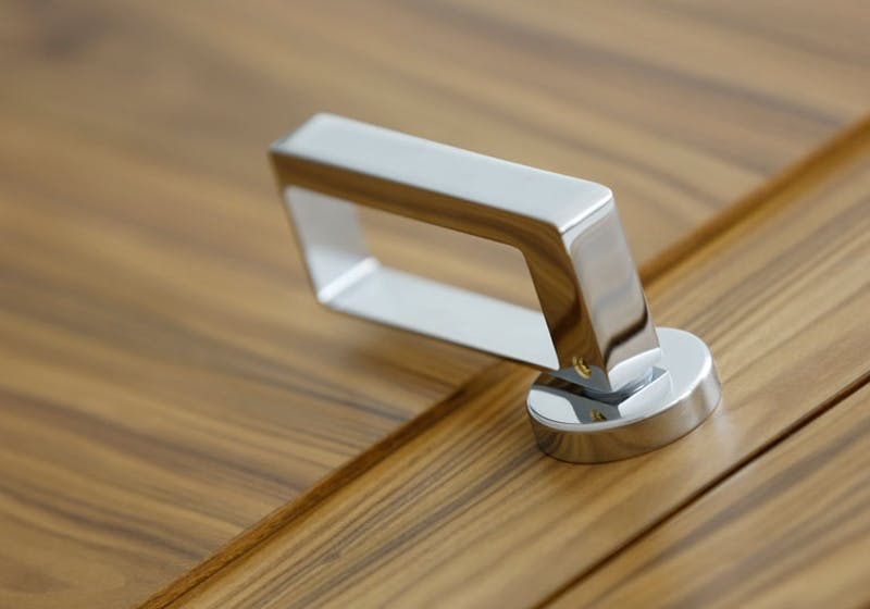 The finer details: why door handles and hinges shouldn't be overlooked