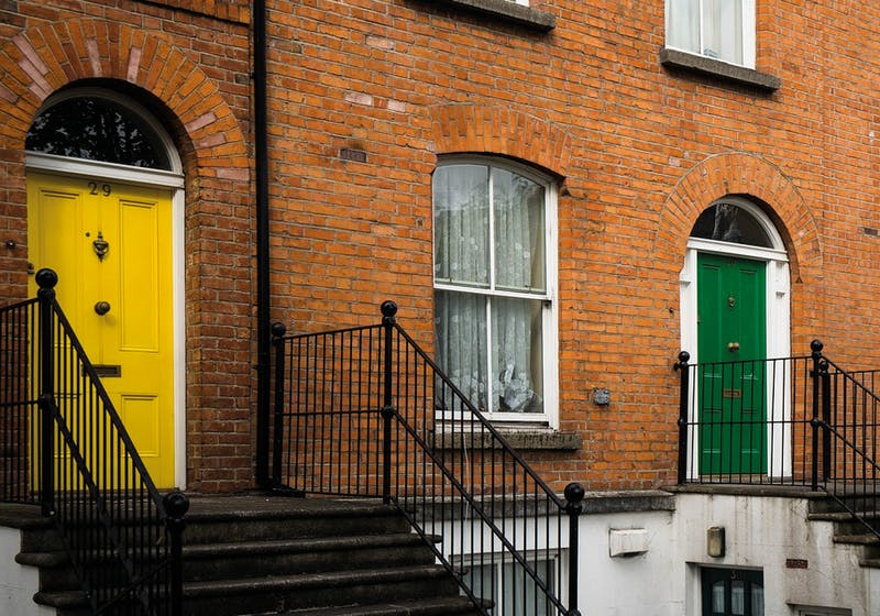 What's the best front door colour?