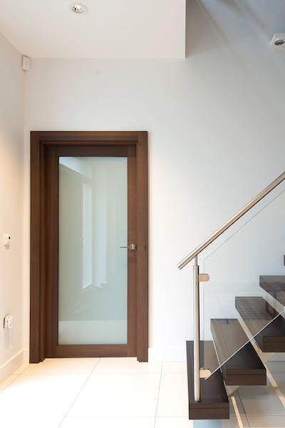 Bespoke Internal Door Gio Glass