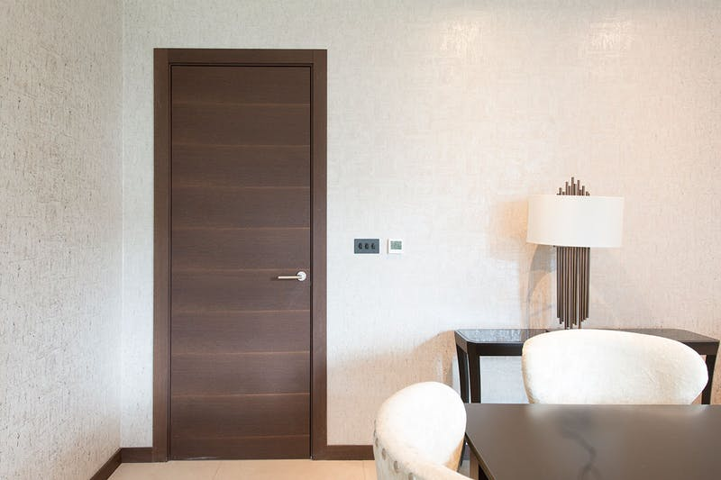 What are the benefits of made to measure doors