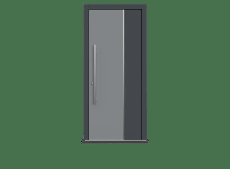 Single leaf front door - Ness by Deuren