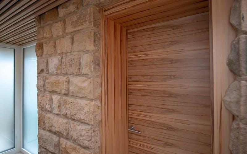 Unusual interior doors: creating a statement