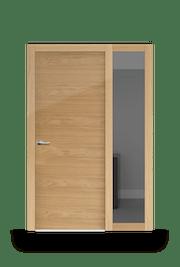 Internal Door Config Glazed Lateral