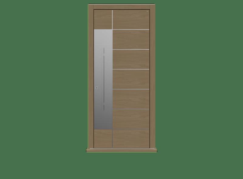 Single leaf front door - Versare S by Deuren