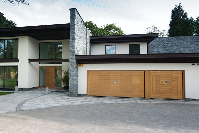 Modern garage doors: what you need to consider