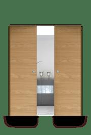 Internal Door Config Pocket