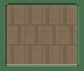 Natural Oak Garage Door - Tegal by Deuren