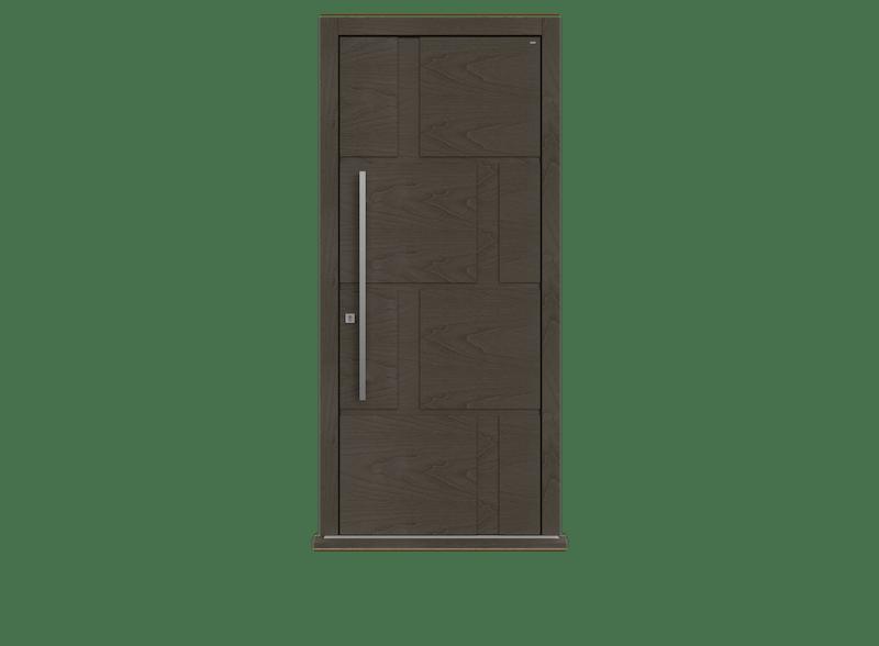 Single leaf front door - Tegal by Deuren