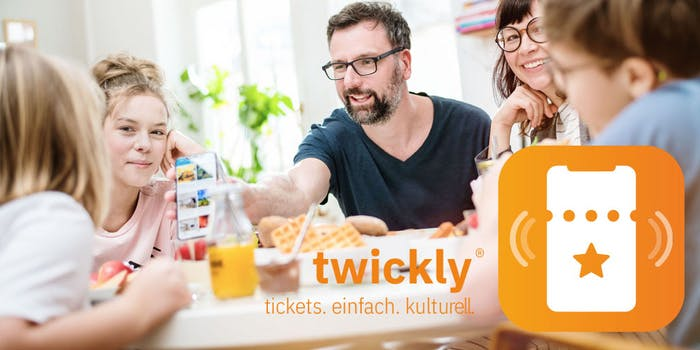 twickly - tickets.einfach.kulturell.