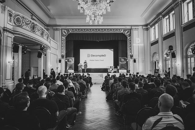 DecompileD Konferenz