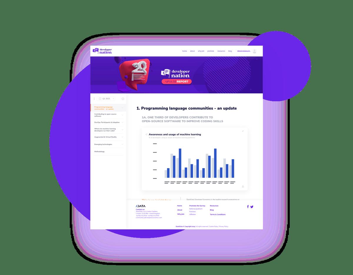 Developer Nation Pulse Report