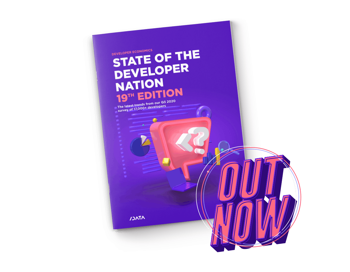 State of the Developer Nation 19th Edition