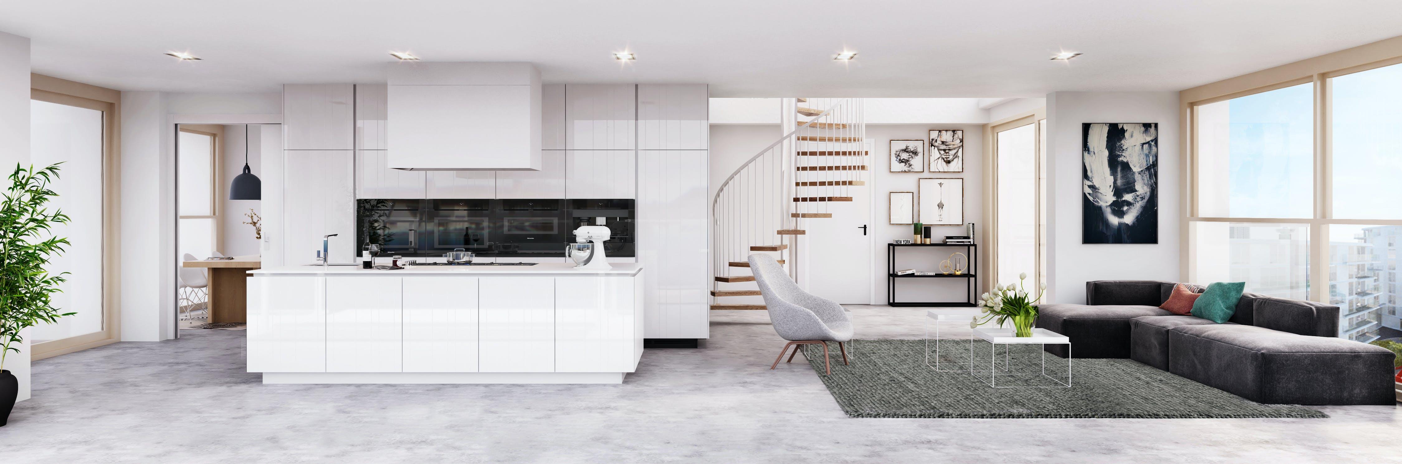 Kate Interieur Design Impressies.Wonen Aan Het Ij