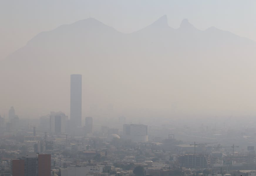 Industries that once were a pride for Monterrey people, now are killing them: the story of the story
