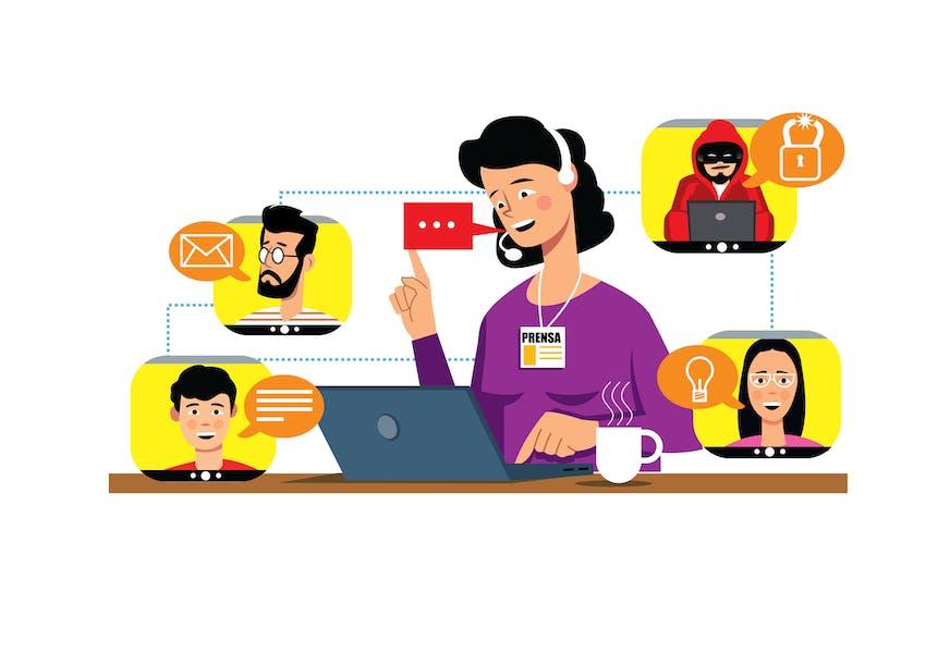 Zoom, Skype, Jitsi. ¿Cuál es la herramienta más segura para hacer video-llamadas?