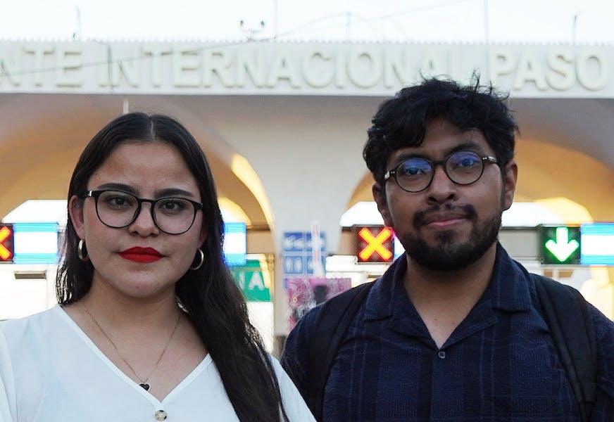 Jóvenes que ayudan a construir un ciudad sin corrupción