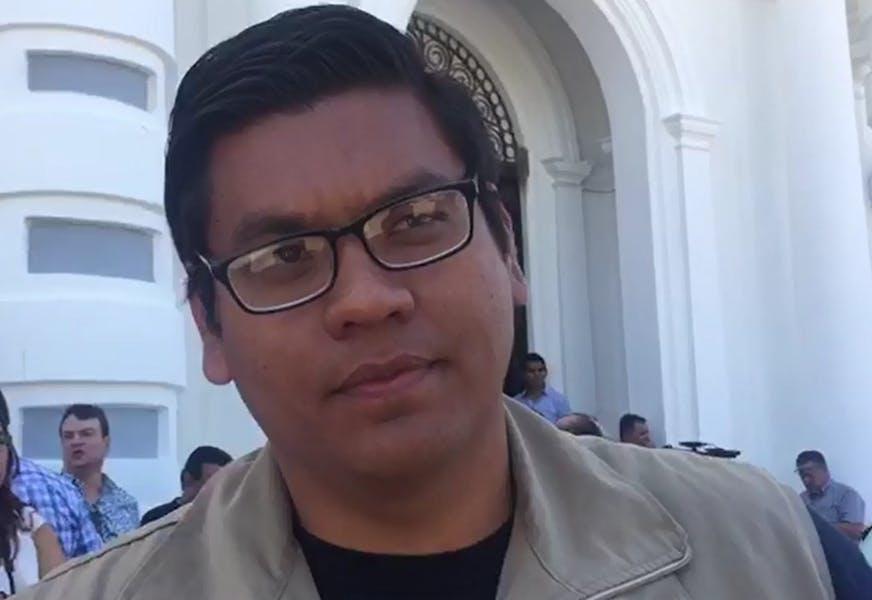 En memoria del periodista Alan Aviña