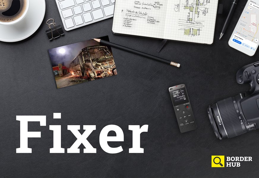 Fixer: the invisible and risky work