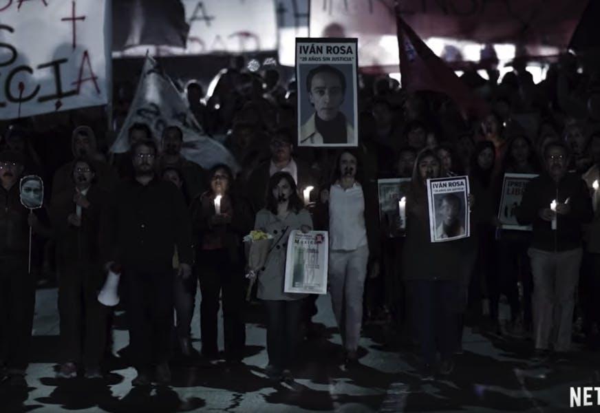 """""""Tijuana"""", el tributo de Netflix a los periodistas mexicanos"""