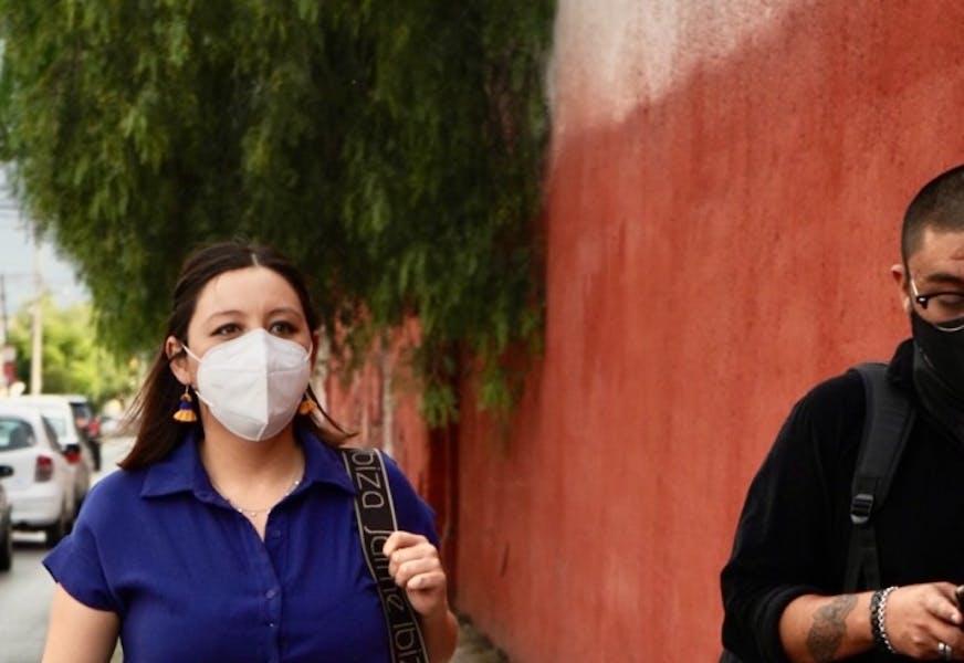 Blindemos nuestras historias: Lucía y Armando