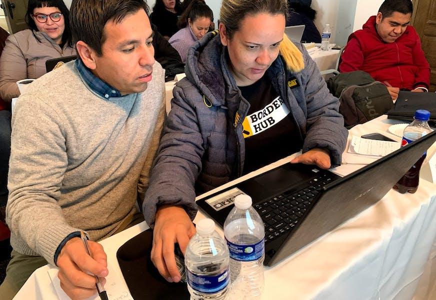 Abierta, la convocatoria a Becas del Border Hub