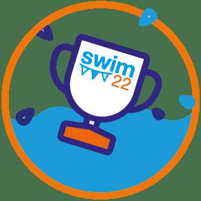 Swim22 trophy