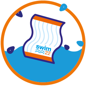 Swim22 towel