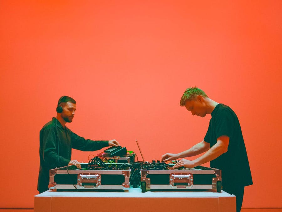 Bicep's trailblazing approach to live streaming electronic music