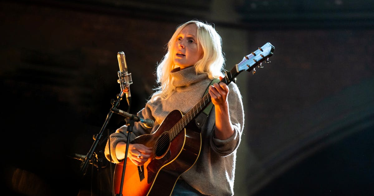Pioneering the intimate live stream with Laura Marling