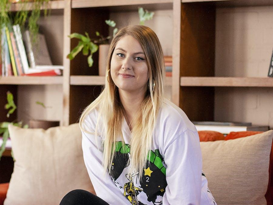 Meet Anni Haugan, Designer