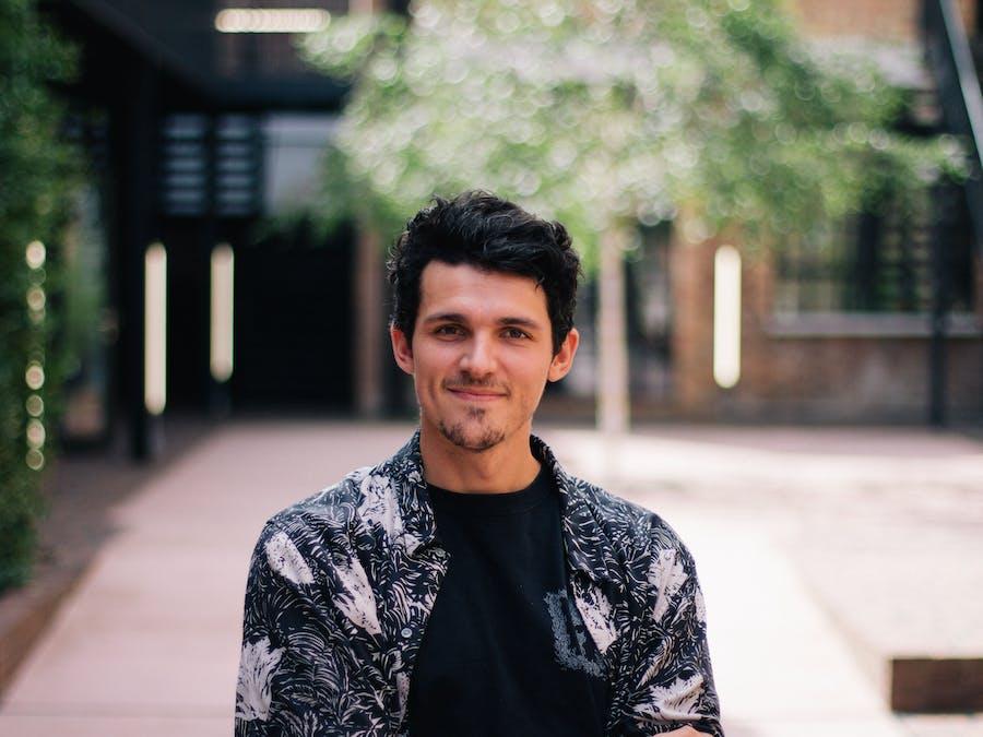 Meet George Percival, Client Success Specialist