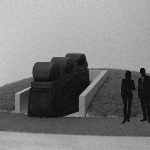 Wettbewebsarbeit: Skulptur für den neuen Kreisel am Zeller Bock in Würzburg
