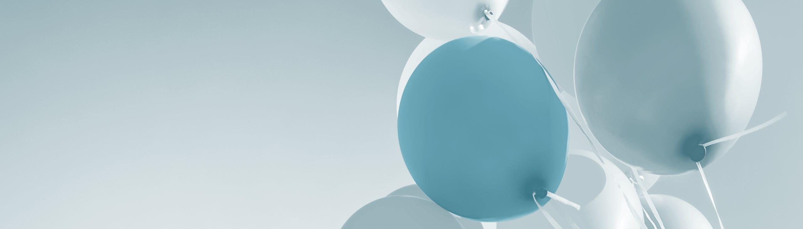 luftballons von digandos geburtstag