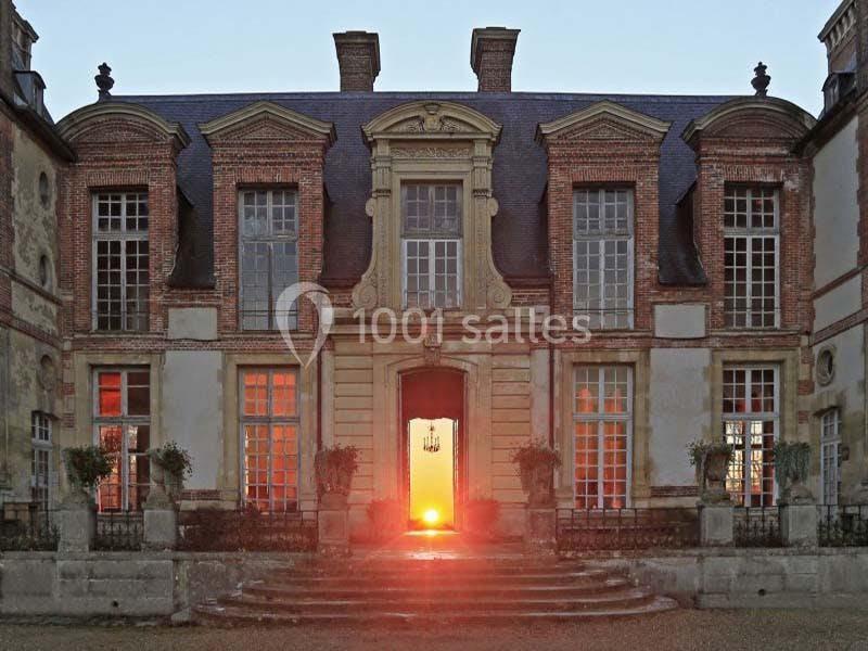 orangerie chateau thoiry
