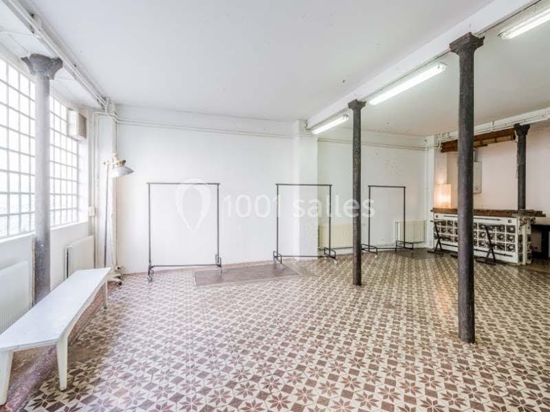 galerie des trois bornes salle reserver