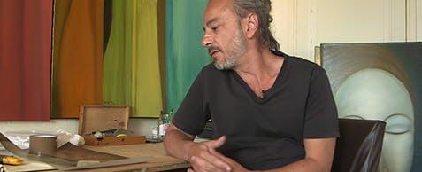 Remy DISCH - Un peintre à part
