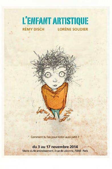 L'enfant Artistique ArtistikReso: L'Enfant Artistique – exposition Lorène Soudier - Rémy Disch