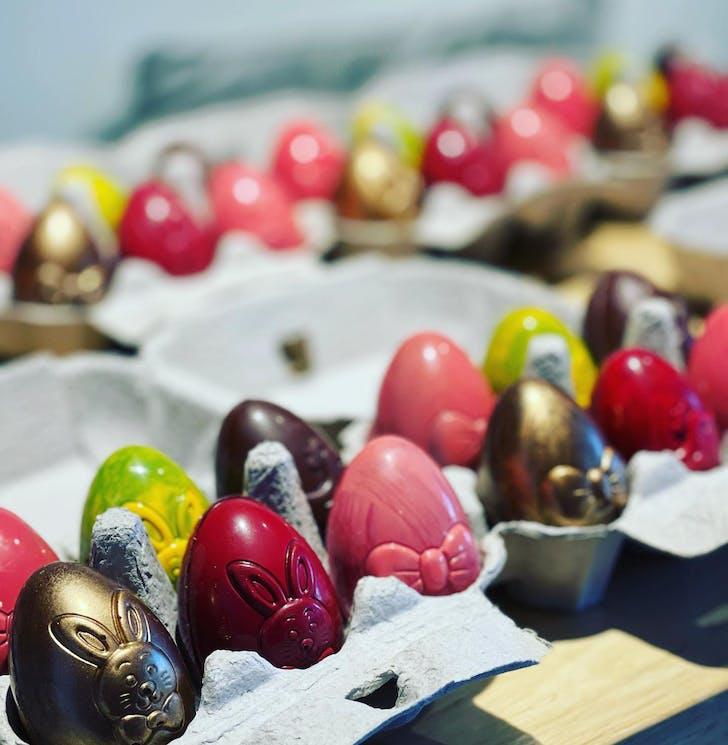 Miann's 2021 Easter Eggs.