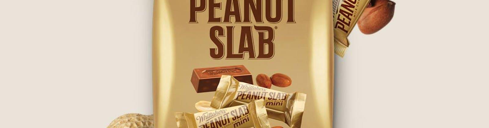 Whitaker's Peanut Slab